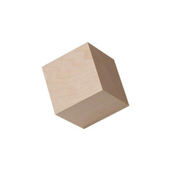 1-1/2 inch cubes