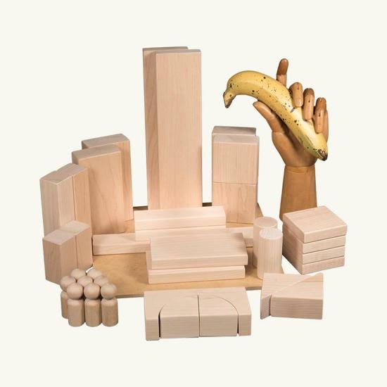 Wooden Blocks INFA16