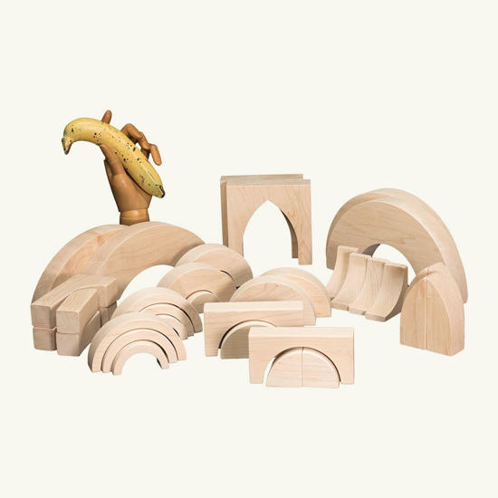 Building Blocks Arches