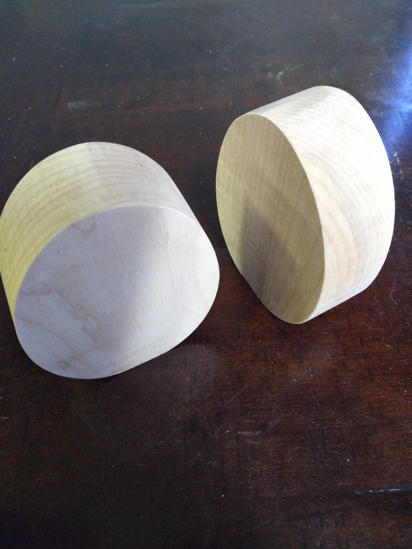Picture of Wooden Egg